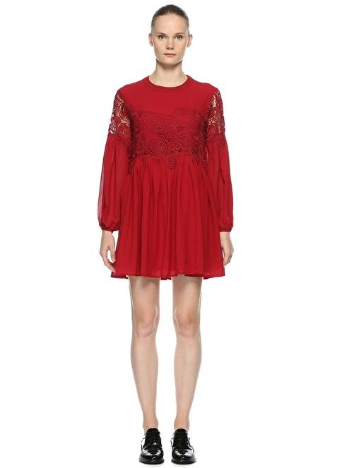 Endless Rose Elbise Kırmızı